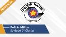 Polícia Militar - Soldado (Presencial) - Turma/Junho