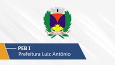 Pref. Luiz Antônio   PEB I