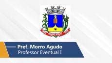 Pref. Morro Agudo   Professor Eventual I
