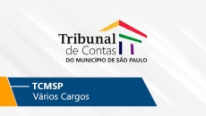 TCMSP | Vários Cargos (On-line)