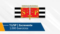 TJ/SP   1.000 Exercícios Comentados