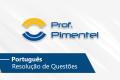 Português | Resolução de Questões - VUNESP