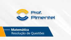 Matemática   Resolução de Questões - VUNESP
