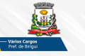 Pref. Birigui | Vários Cargos