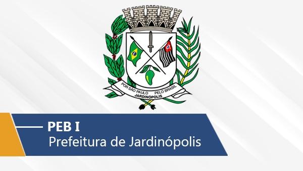 Seletivo de Jardinópolis   PEB I (On-line)