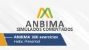 Anbima - Simulados