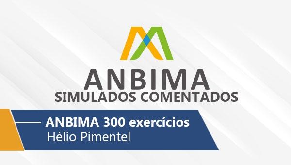 Anbima - Simulados CPA 10 e 20 (On-line)