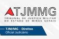TJM/MG - Oficial Judiciário (Direitos)
