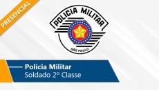 Polícia Militar - Soldado (Presencial)