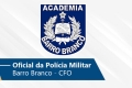 Oficial da Polícia Militar | Barro Branco - CFO