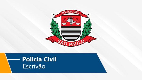 Policia Civil | Escrivão (On-line)