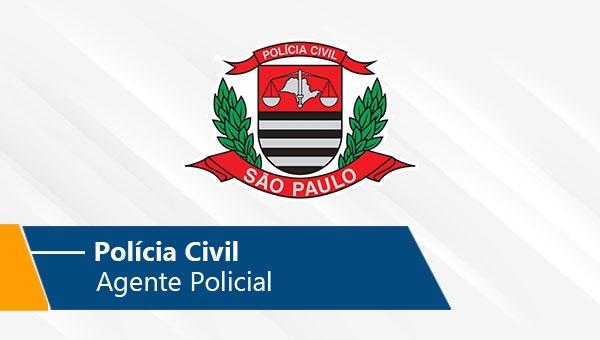 Polícia Civil | Agente Policial (On-line)