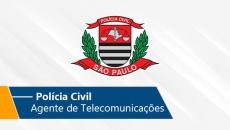 Polícia Civil | Agente de Telecomunicações (On-line)