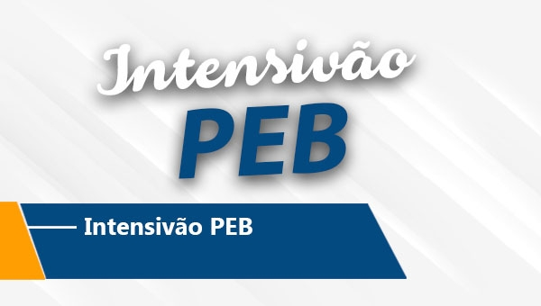 Intensivão | PEB (On-line)