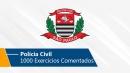 Policia Civil | 1.000 Exercícios Comentados (On-line)
