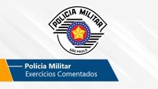 Policia Militar | Exercícios Comentados (On-line)
