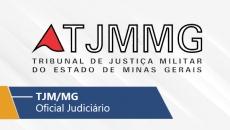 TJM/MG - Oficial Judiciário/Oficial Judiciário