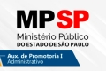 MP/SP l Auxiliar de Promotoria I – Administrativo