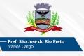 Pref. São José do Rio Preto | Vários Cargo