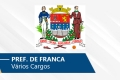 Pref. de Franca | Vários Cargos