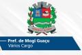 Pref. de Mogi Guaçu | Vários Cargos