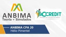 Anbima | CPA 20 - Teoria + Simulados
