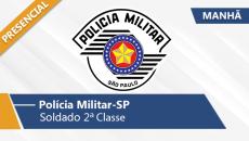 Polícia Militar - Soldado (Manhã/Presencial)