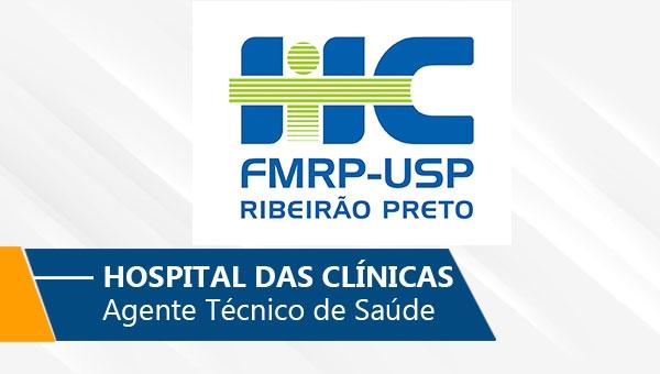 HC/RP - Agente Técnico de Saúde (On-line)