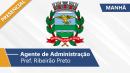 Pref. Ribeirão Preto   Agente de Administração (Manhã/Presencial)
